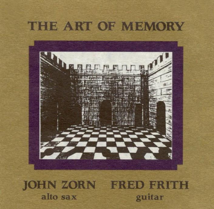 John Zorn em 10 discos Artes & contextos art of memory big