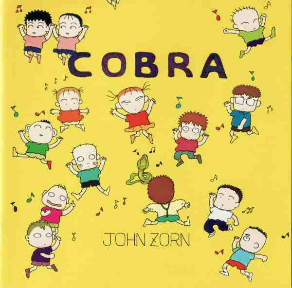 John Zorn em 10 discos Artes & contextos cobra big