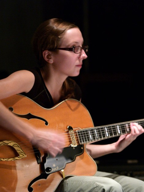 "Mary Halvorson Septet: ""Illusionary Sea"" ..."