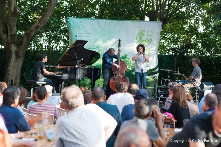 Conversas com pássaros - @Jazz.pt Artes & contextos JiGG 2016 Clocks and Clouds Carlos Porfirio 5 big